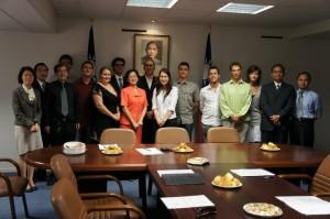 Taiwan Scholarship 2011